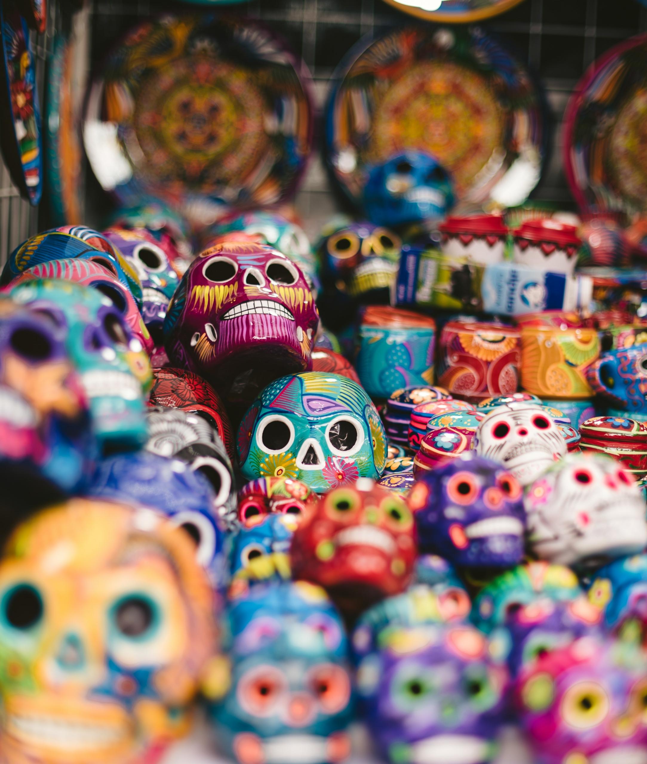 Catrinas Ceramica Mexico 1 scaled