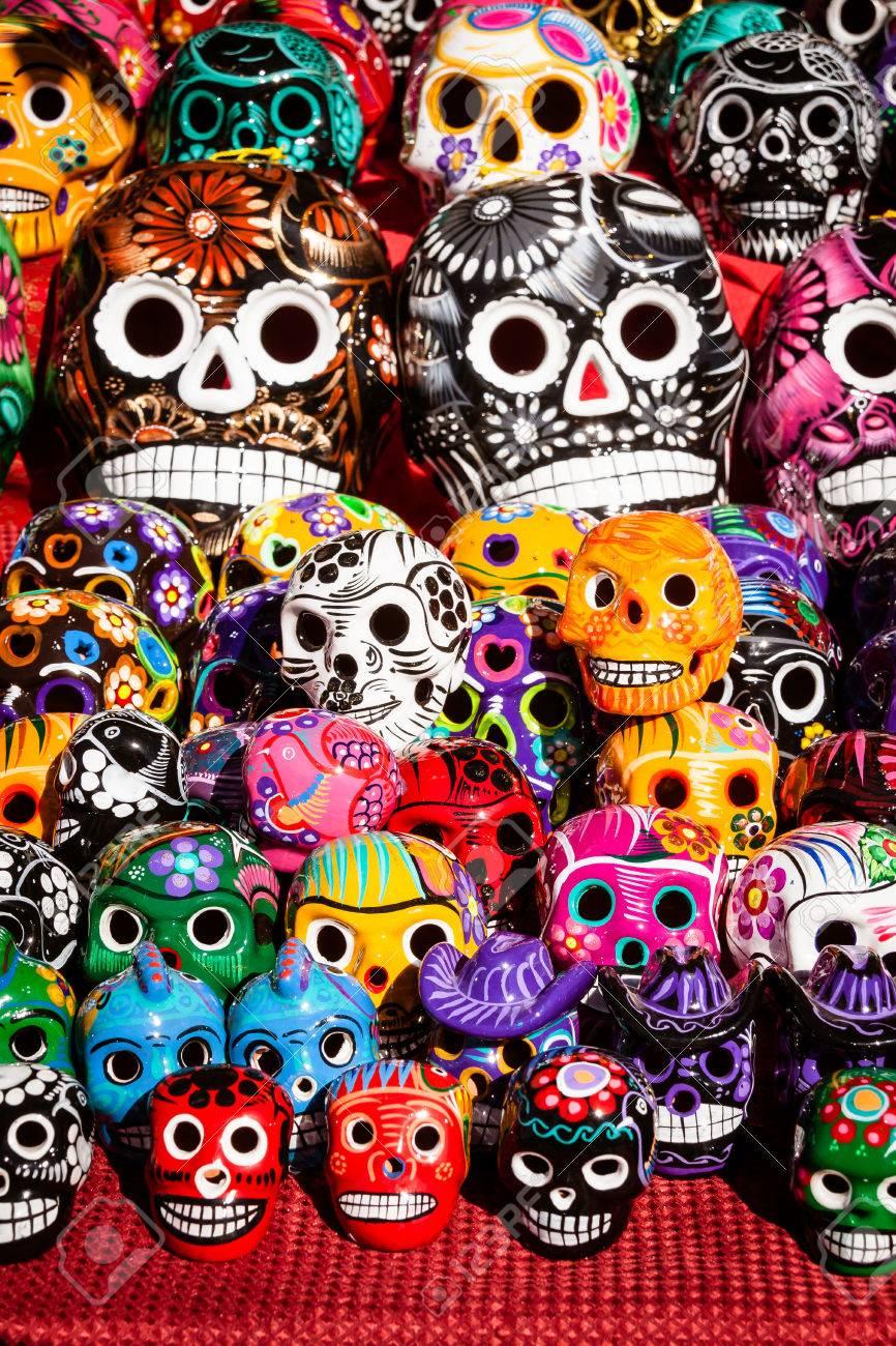 Catrinas Ceramica Mexico 2