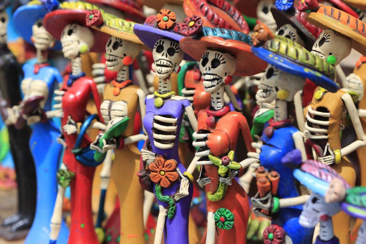 Catrinas Ceramica Mexico 4