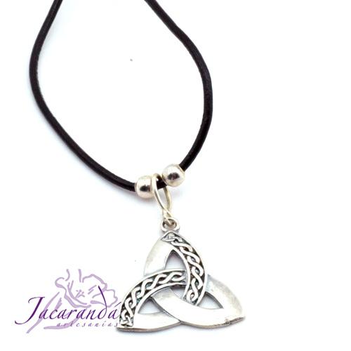 Colgante simbolo Trisqueta Celta