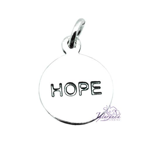 Colgante de Plata Hope Esperanza