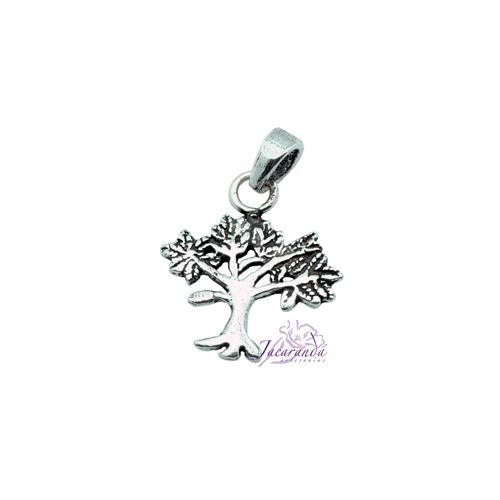 Colgante de plata 925 Arbol de la vida