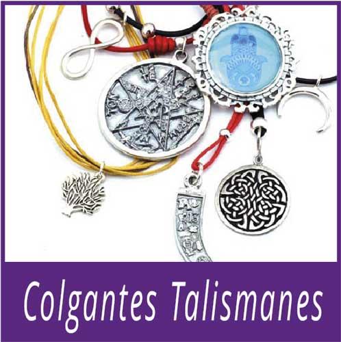 Colgantes Talismanes-Amuletos