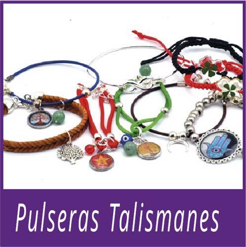 Pulseras de Amuletos