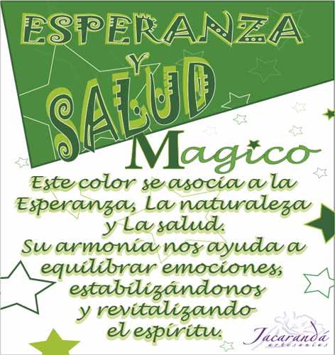 verde esperanza