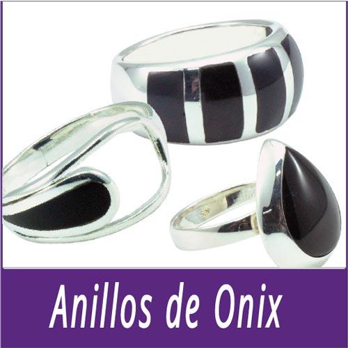 Anillos de Onix