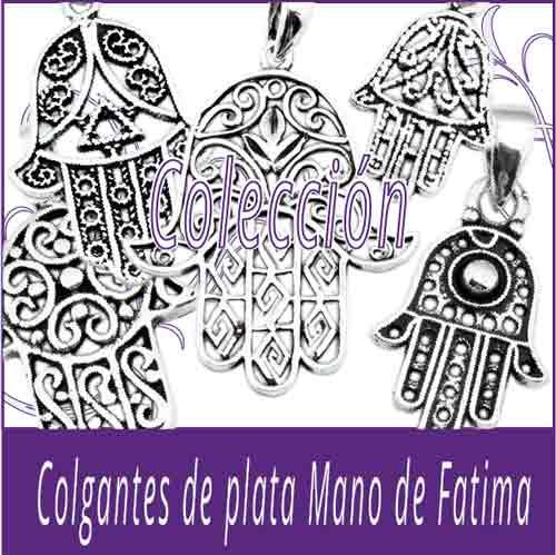 Colgantes Mano de Fatima