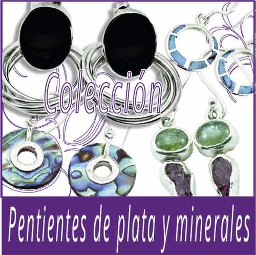 Con piedras y minerales