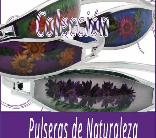 Colección Pulseras de Alpaca y Naturaleza