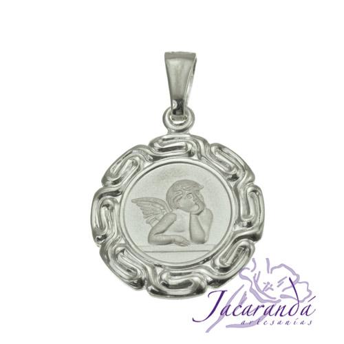 Colgante de plata 925 diseño Rafael de ángel
